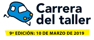 carrera del taller 9º edición logo
