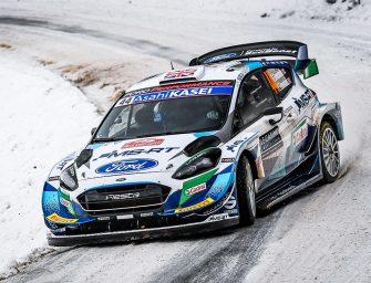 Castrol rinde homenaje a los talleres españoles en el Rally de Monte Carlo