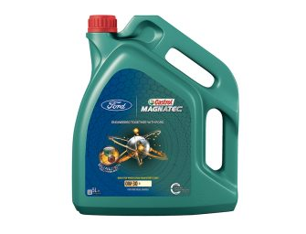 Castrol y Ford renuevan su línea de lubricantes avanzados Magnatec