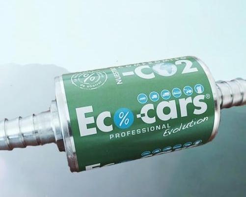 catalizador de combustible de Eco-cars