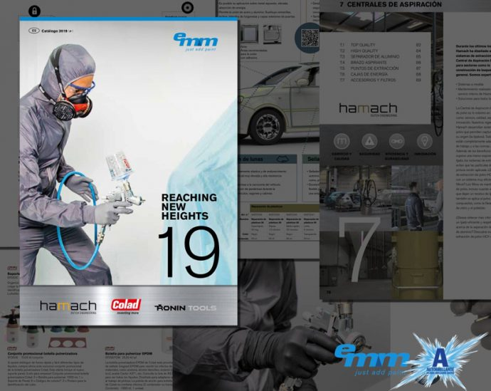 catálogo 2019 de EMM