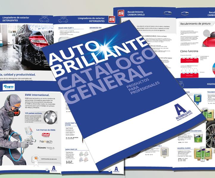 Catálogo General 2019 del distribuidor Autobrillante