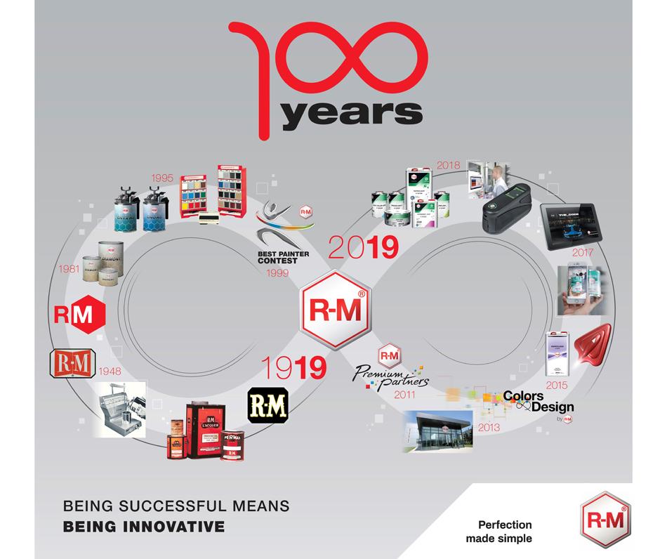 centenario de R-M