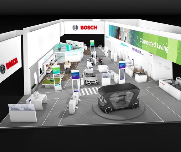 CES 2019 Bosch 2