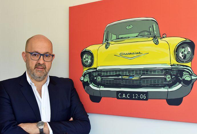 César Sanz entrevista detalles I Congreso Online de Fagenauto