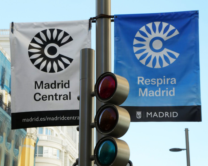 CETM avisa del peligro de Madrid Central para el transporte de mercancías