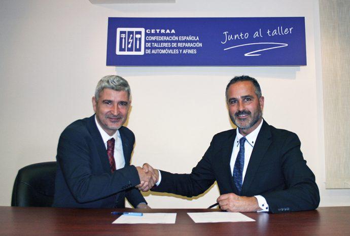 ASSISTEC acuerdo consultoria talleres CETRAA