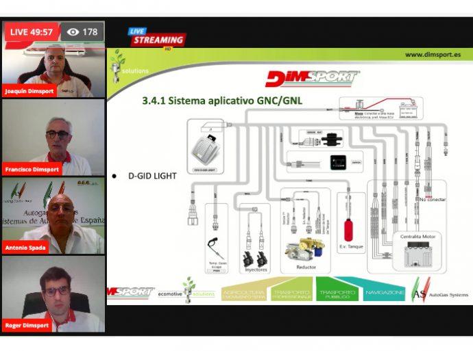CETRAA cursos a talleres sobre transformación de motores a gas