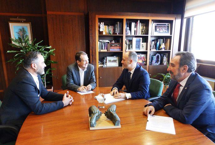 CETRAA reunión FEMP preocupaciones del sector reparación