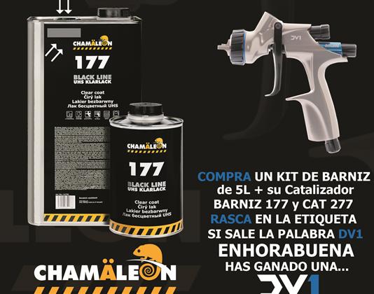 Chamäleon DeVilbiss DV1