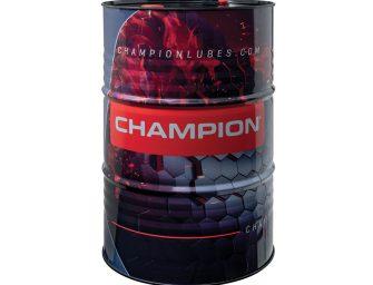 Champion Lubricants, en funcionamiento durante el estado de alarma