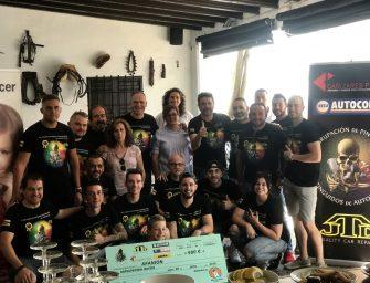Iniciativa solidaria del 1er Concurso Nacional de Pintores Distinguidos de Automoción