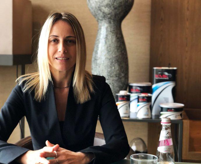Chiara Magaraggia responsable del proyecto KMK para Europa