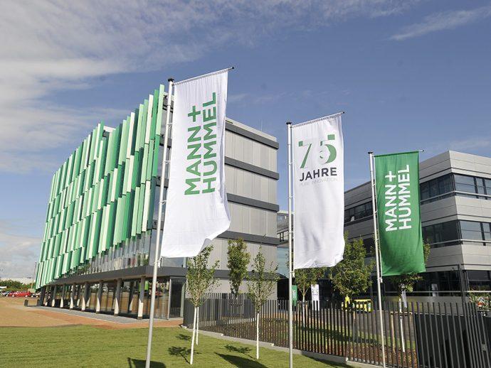 cierre planta MANN+HUMMEL en Ludwigsburg