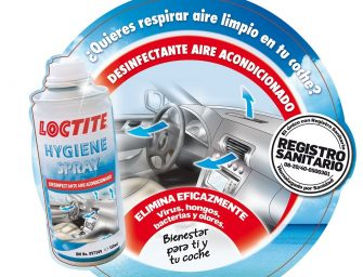 LOCTITE recuerda la importancia del mantenimiento del circuito del aire