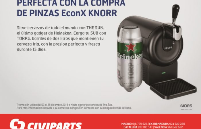 civiparts campana pinzas econx knorr 700x450