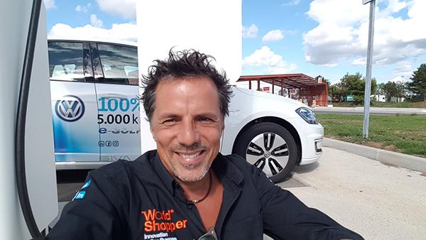 coche eléctrico Oliveira