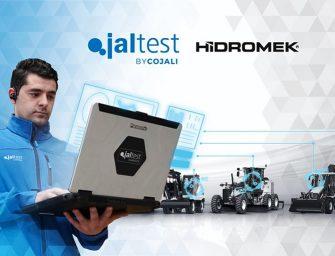 Cojali e Hidromek anuncian una colaboración en servicio de diagnosis