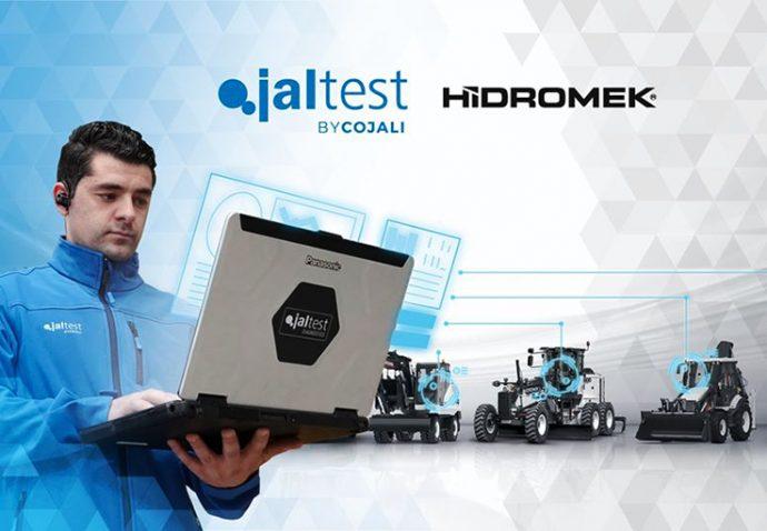 Cojali e Hidromek colaboración servicio diagnosis
