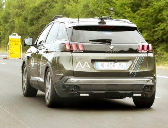 Groupe PSA y VINCI Autoroutes colaboran en el desarrollo del coche autónomo