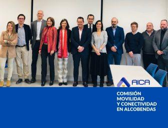 MKD Automotive propone impulsar un gran Foro de la Movilidad 2021 en Alcobendas