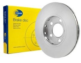Comline incorpora los discos de freno recubiertos en su gama