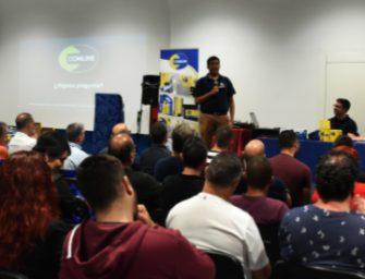Comline celebró en Tenerife un seminario técnico junto a Auto Repuestos El Empalme