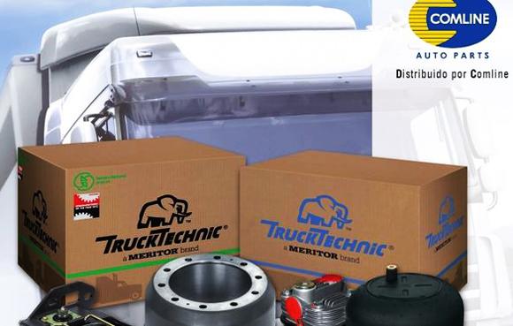 Comline Ibérica distribuidor exclusivo Trucktechnic