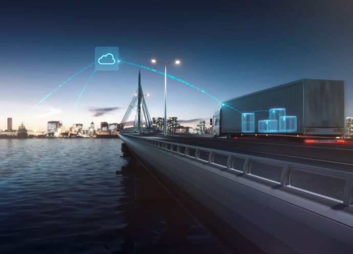Common Telematic Platform de Bosch para conectar flotas de transporte