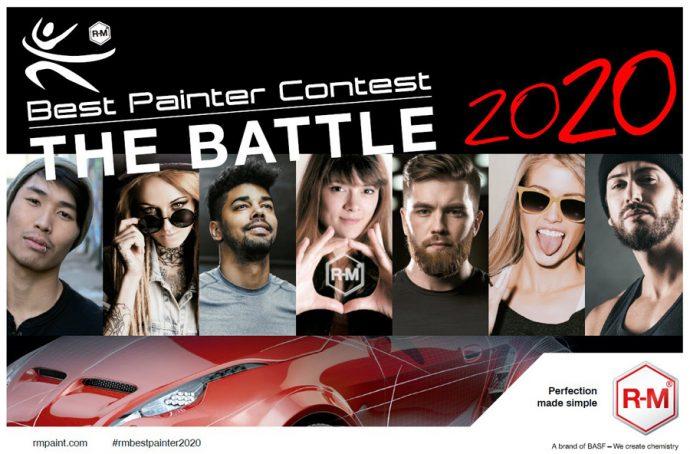 concurso R-M Best Painter Contest 2020