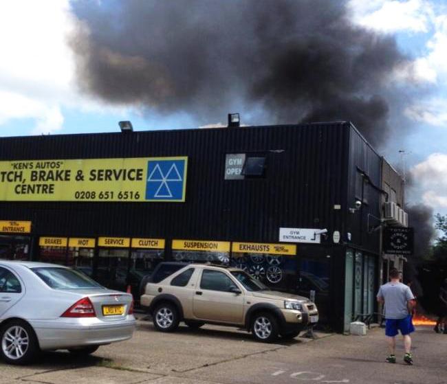 CONEPA informa sobre prevención de incendios en los talleres
