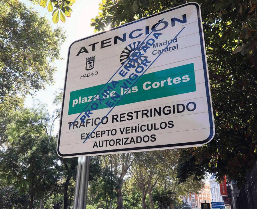 CONEPA restricción tráfico