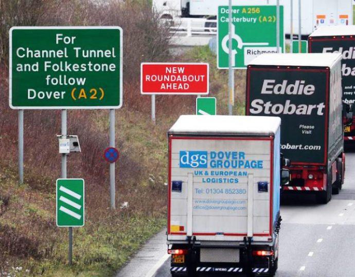 consecuencias Brexit transporte carretera