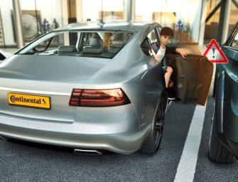 Continental recibe el Premio a la Innovación por su sistema de puertas inteligentes