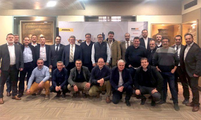 Convención Anual de Distribuidores de Automoción Mirka 2019