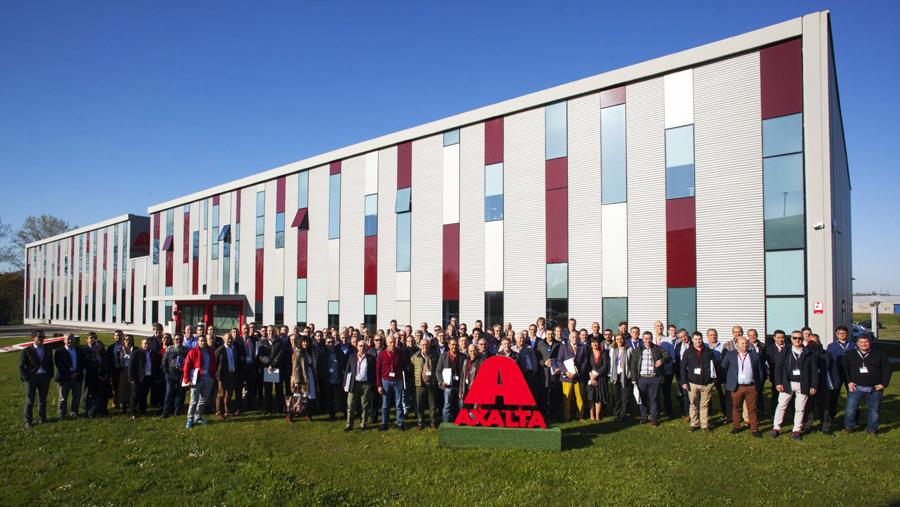 convención nacional 2019 de distribuidores Axalta