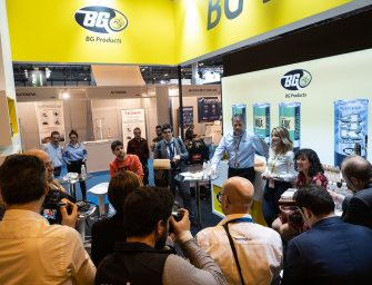 BG Products en Motortec Automechanika Madrid 2019