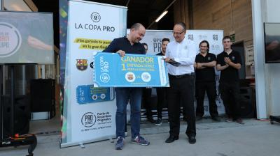 La Copa PRO Service