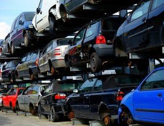 Crece en diciembre la entrega de vehículos al desguace por baja definitiva