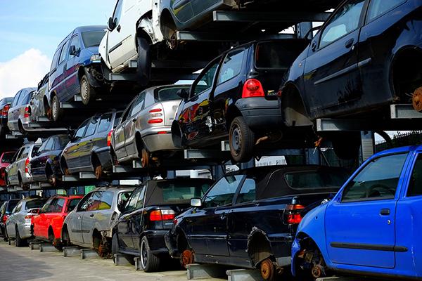 crece diciembre entrega vehículos al desguace para baja definitiva