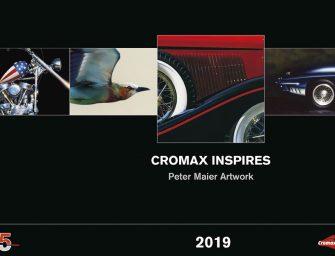 Cromax presenta su nuevo calendario 2019