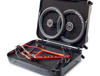 Lo más nuevo de CRUZ: cofre de techo Paddock y maleta Bike Case