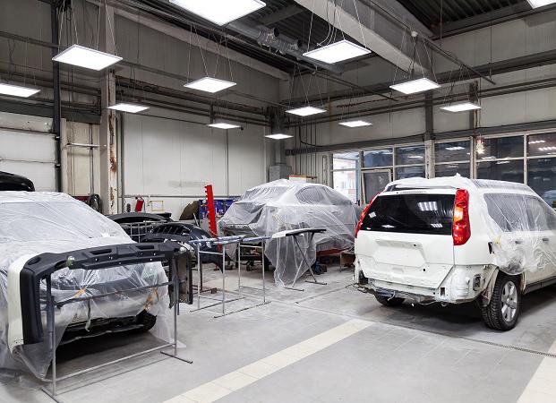 CSS claves para taller de carrocería eficiente y productivo