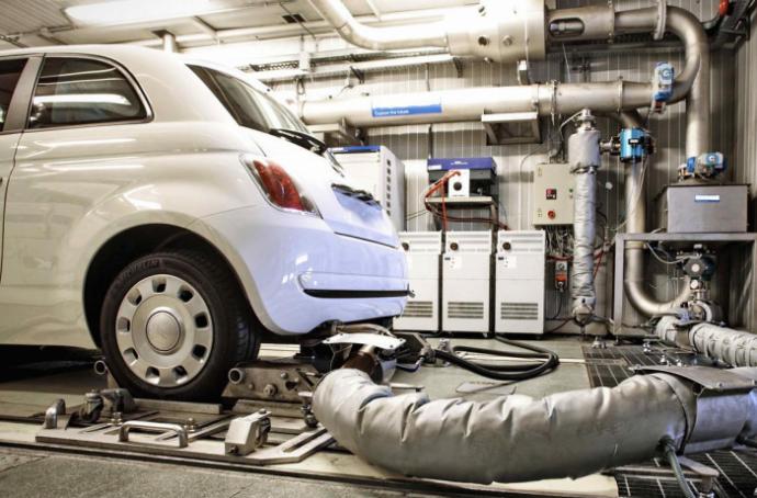 Cursode Especialización en Emisiones de Automóviles