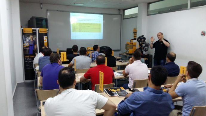 ContiTech formación Grupo Serca