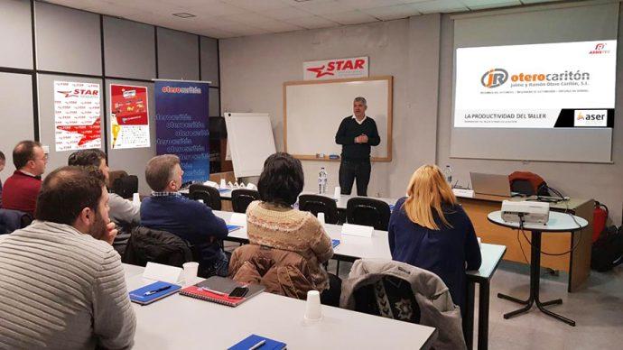 cursos rentabilidad negocio ASER