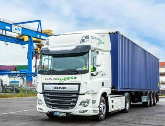 Revistas especializadas otorgan el premio Green Truck al DAF CF Electric