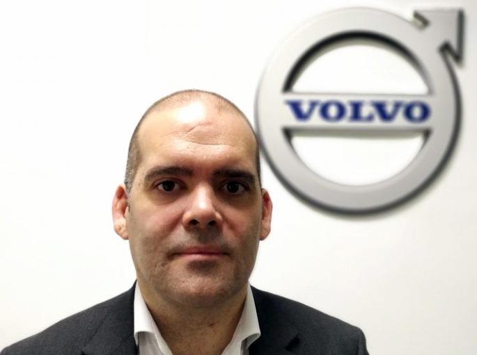 Daniel Saiz Volvo Trucks