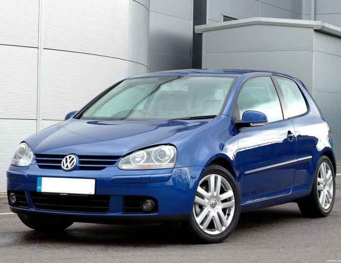defecto sensor G40 en Volkswagen Golf V