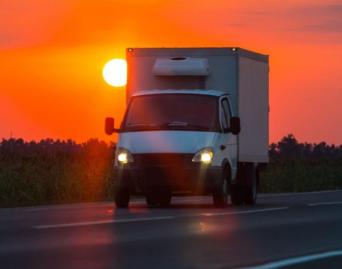 defectos de iluminación camiones y autobuses